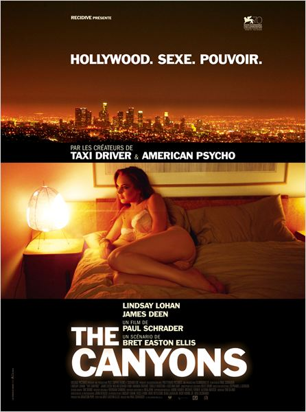 The Canyons [BDRip][MULTI]