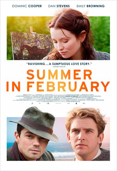 Summer in February [DVDRIP-TRUEFRENCH]