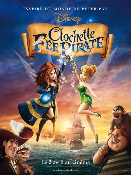Clochette et la fée pirate [Blu-Ray 1080p] [MULTI]