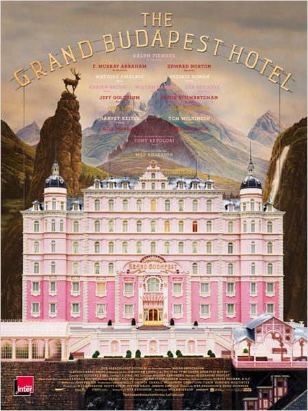 The Grand Budapest Hotel ddl