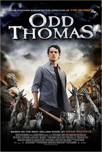Regarder film Odd Thomas contre les créatures de l'ombre streaming