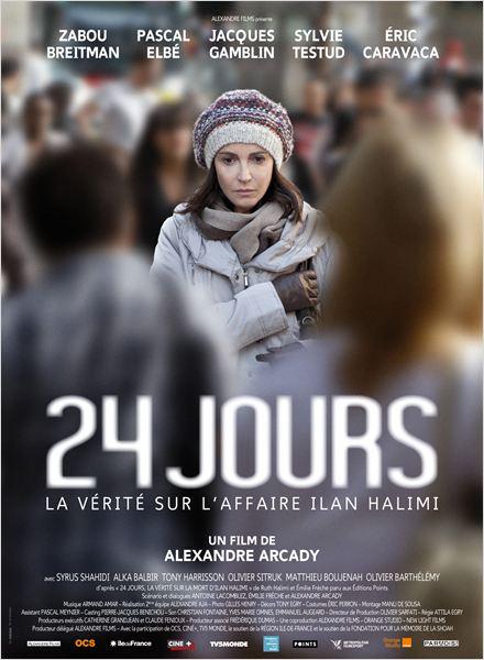 24 jours, la vérité sur l'affaire Ilan Halimi [DVDRIP]