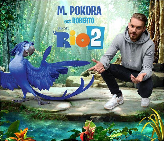 rio 2 affiche allocine