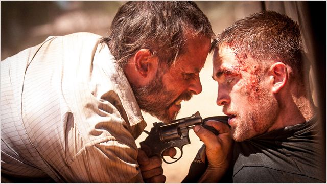 The Rover : Photo Guy Pearce, Robert Pattinson