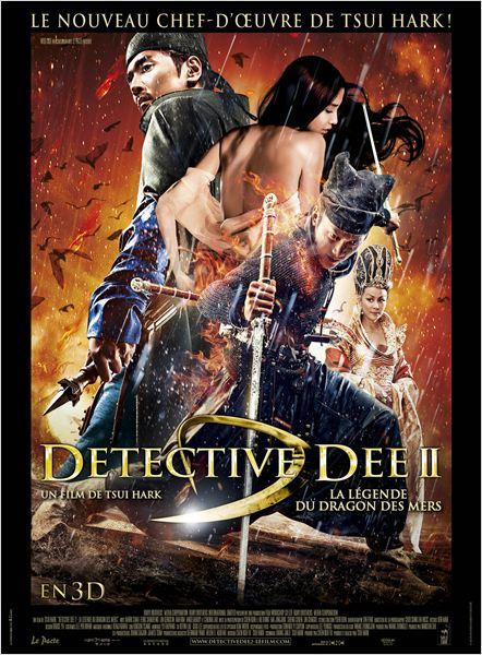 Détective Dee II : La Légende du Dragon des Mers ddl