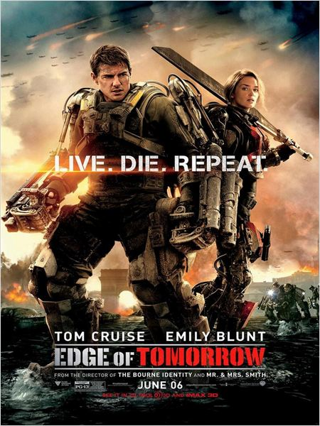 Edge Of Tomorrow DVDRIP