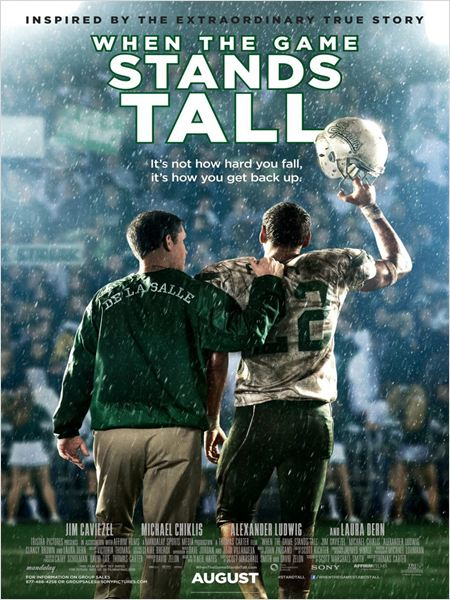 When The Game Stands Tall [BDRip] [MULTI]