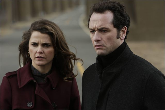 Photo Keri Russell, Matthew Rhys