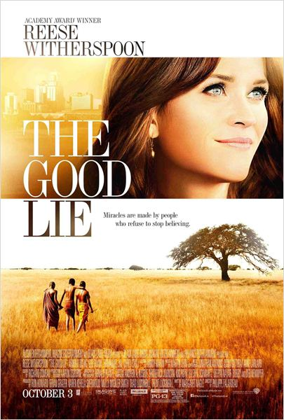 The Good Lie (2014) affiche