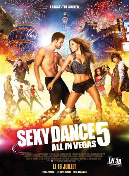 Sexy Dance 5 - All In Vegas [WEBRIP-TRUEFRENCH-MD]
