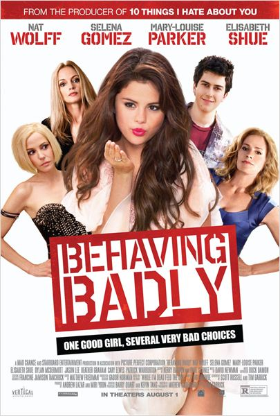 Telecharger Behaving Badly  FRENCH DVDRIP Gratuitement