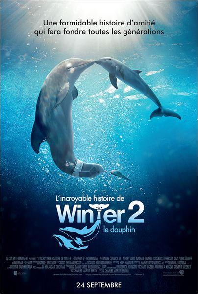 L'Incroyable Histoire de Winter le dauphin 2 [DVDRIP-FRENCH]
