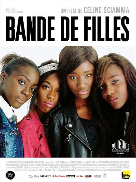 Bande de filles [BDRip] [MULTI]