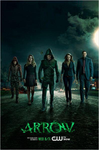 Arrow saison 3 en français