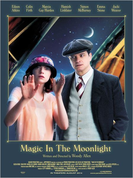 Magic in the Moonlight (2014) TRUEFRENCH