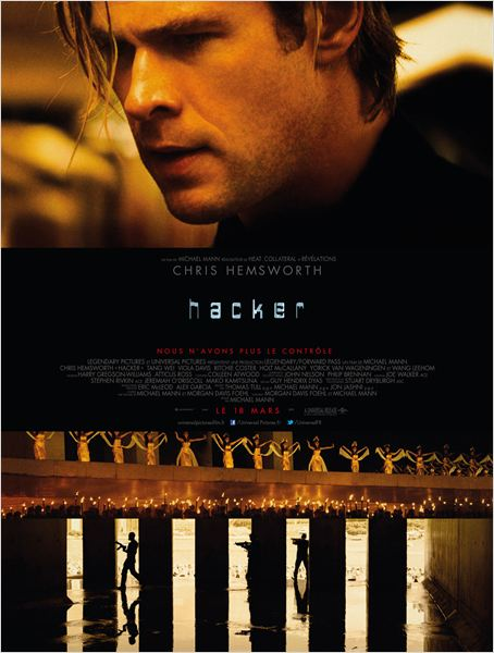 Hacker (Blackhat)  FRENCh | BDRIP