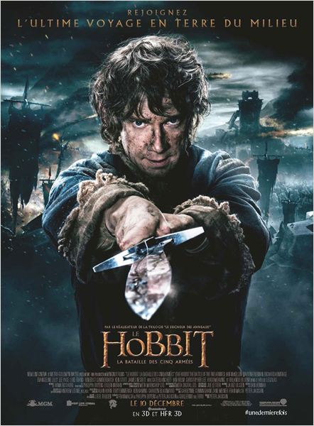 Le Hobbit : la Bataille des Cinq Armées ddl