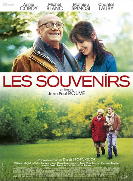 Les Souvenirs  FRENCH | DVDRIP
