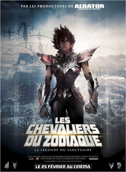 Les Chevaliers du Zodiaque [vostfr]