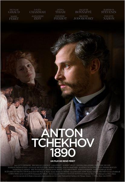 Anton Tchékhov 1890 : Affiche