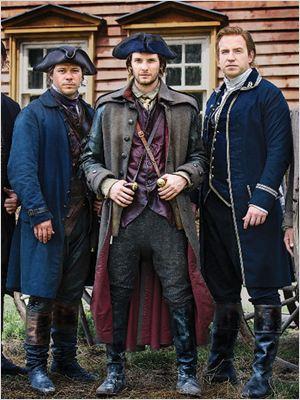 Sons of Liberty saison 1 en vostfr