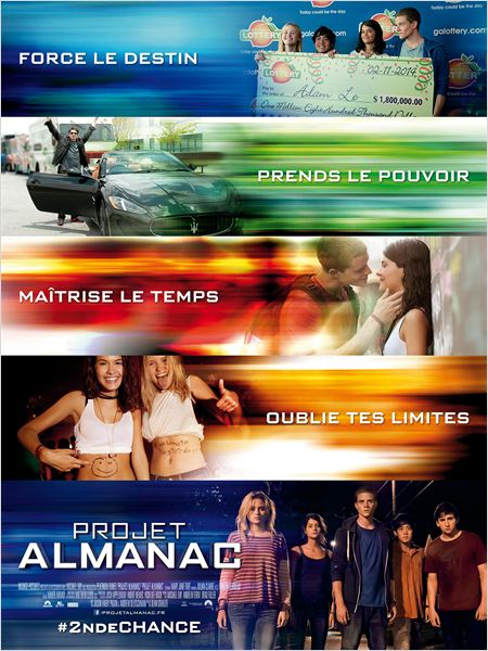 Projet Almanac  FRENCH | BDRIP