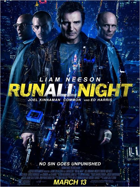 Night Run : Affiche