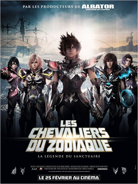 Les Chevaliers du Zodiaque - La Légende du Sanctuaire [BDRip] [French]
