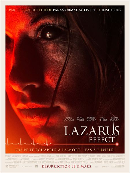 Lazarus Effect [DVDRiP] [FRENCH]