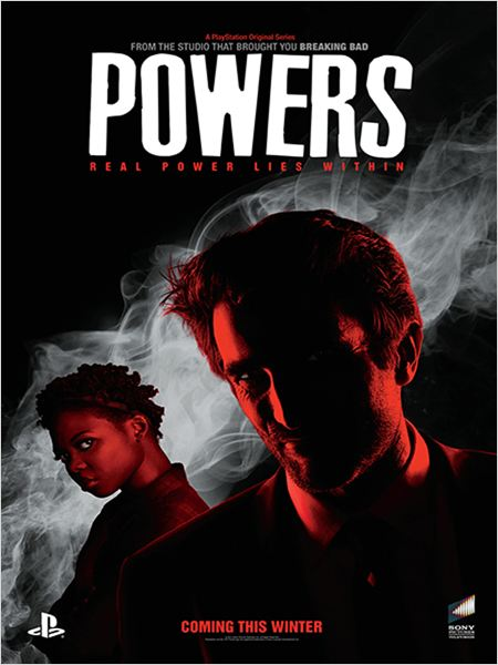 Powers : Affiche