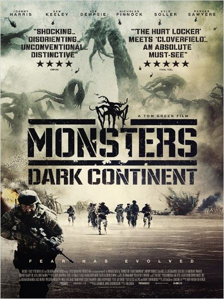 Monsters: Dark Continent ddl