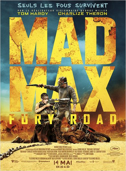 Mad Max: Fury Road  TRUEFRENCh | CAM MD