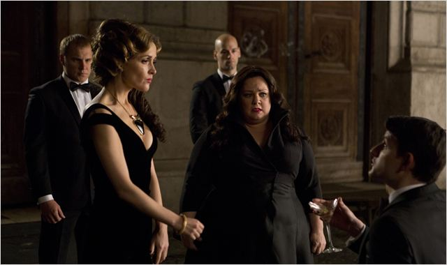 Spy : Photo Melissa McCarthy, Rose Byrne