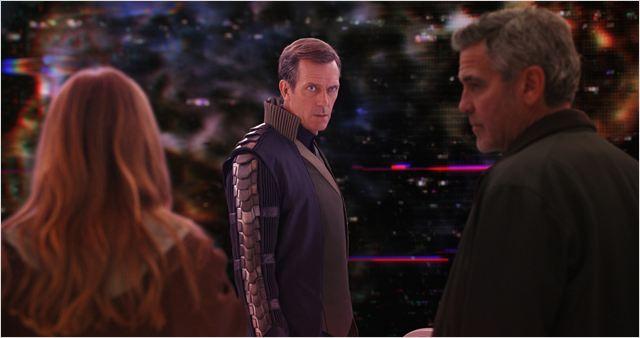 À la poursuite de demain : Photo George Clooney, Hugh Laurie
