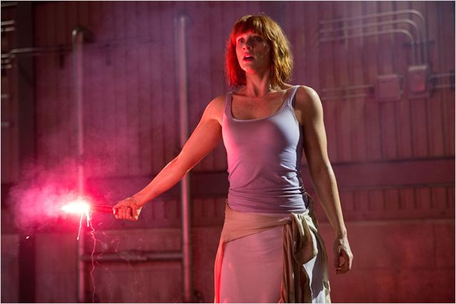 Jurassic World : Photo Bryce Dallas Howard