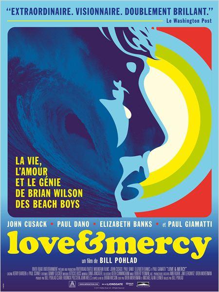 Love & Mercy, la véritable histoire de Brian Wilson des Beach Boys ddl