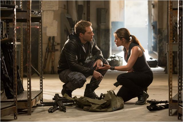 Terminator Genisys : Photo Emilia Clarke, Jai Courtney