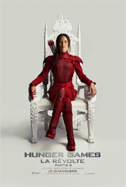 Hunger Games – La Révolte : Partie 2 streaming