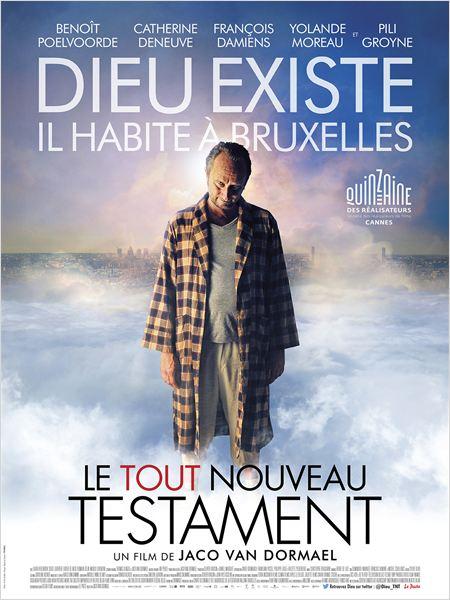 Le Tout Nouveau Testament [DVDRiP] [FRENCH]
