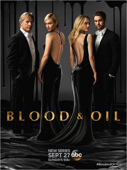 Blood and Oil saison 1 en vo / vostfr