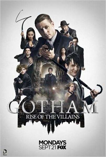 Gotham S02E09 FRENCH