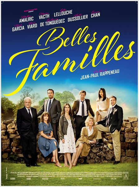 Belles familles : Affiche