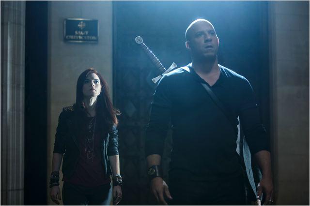 Le Dernier chasseur de sorcières : Photo Rose Leslie, Vin Diesel