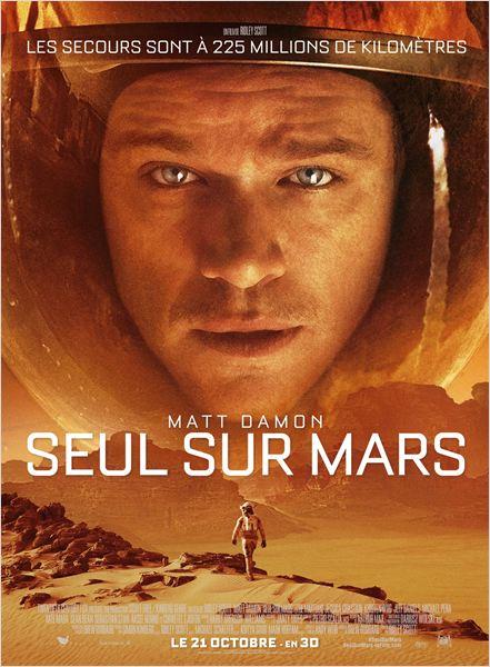Seul sur Mars ddl