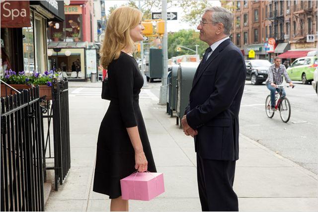Le Nouveau stagiaire : Photo Rene Russo, Robert De Niro