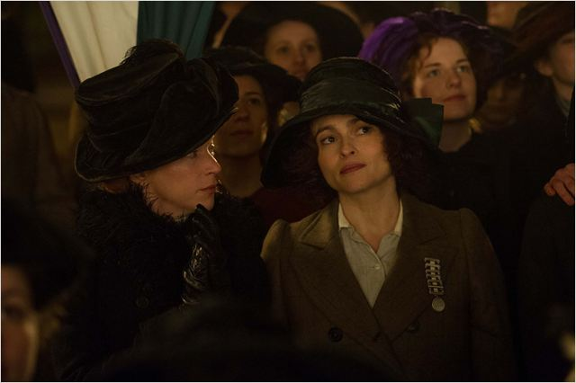 Les Suffragettes - Helena Bonham Carter, Natalie Press