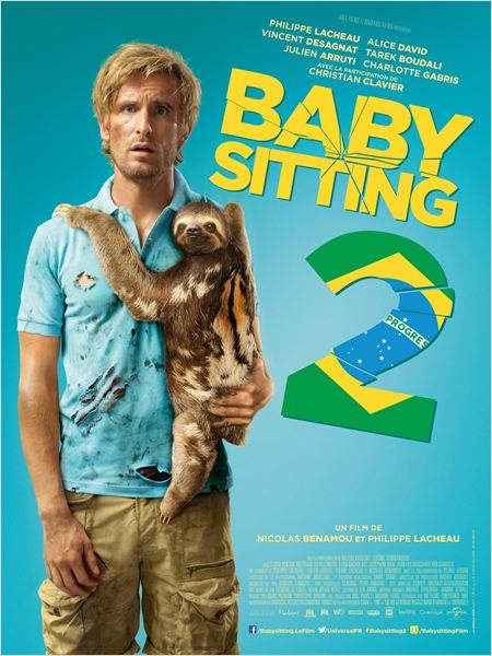 Babysitting 2 [DVDRiP] [FRENCH]
