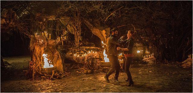 Le Dernier chasseur de sorcières : Photo Joseph Gilgun, Rose Leslie