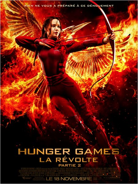 Hunger Games – La Révolte : Partie 2 [DVDRiP] [FRENCH]