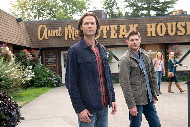 Photo de jensen ackles dans la s rie supernatural photo 97 sur 585 allocin - Jensen ackles taille ...